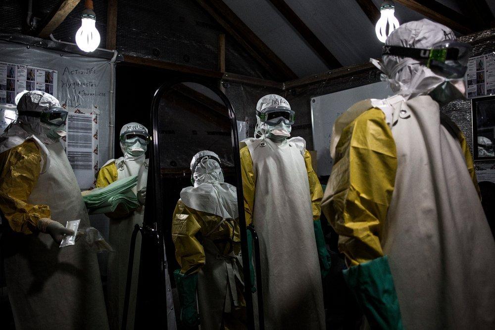 Alerta epidemias: Ébola